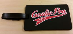 GoaliePro luggage tag